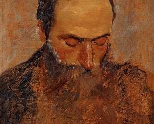 Portrait of Edouard Vuillard — Феликс Валлотон
