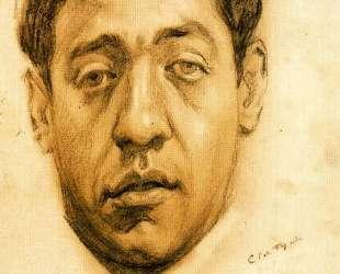 Portrait of Eduardo Santonja Rosales — Карлос Саенс де Техада