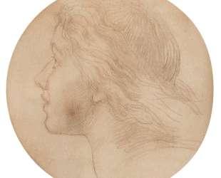 Portrait Of Ellen Terry — Джордж Фредерик Уоттс
