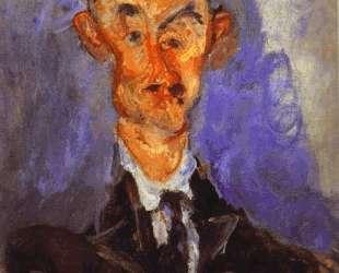 Portrait of Emile Lejeune — Хаим Сутин