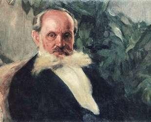 Портрет Э. И.Грабаря, отца художника — Игорь Грабарь