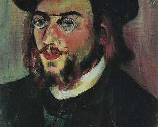 Portrait of Erik Satie — Сюзанна Валадон
