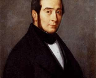 Портрет Юджина Кановилля — Жан-Франсуа Милле