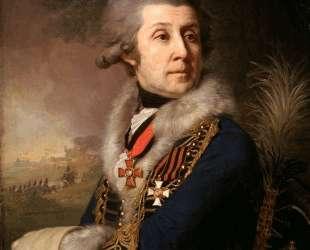 Портрет Ф. А. Боровского — Владимир Боровиковский