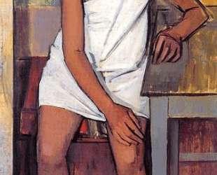 Portrait of Fani — Яннис Моралис