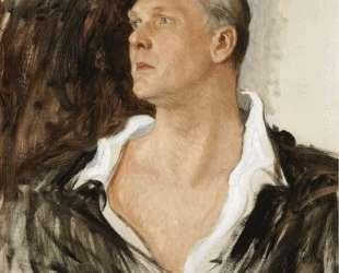 Портрет Шаляпина — Николай Богданов-Бельский