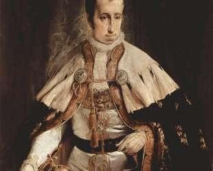 Portrait of Ferdinand I of Austria — Франческо Хайес