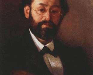Портрет скрипача В. Г.Вальтера — Григорий Мясоедов
