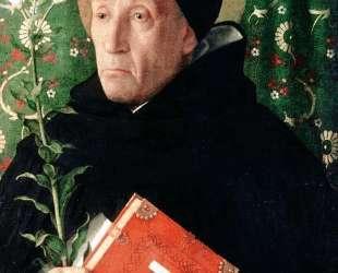 Портрет Фра Теодоро да Урбино — Джованни Беллини