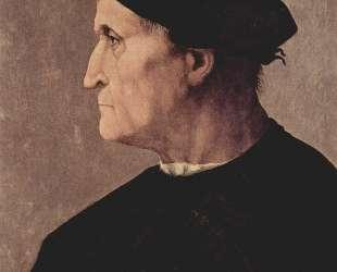Portrait of Francesco da Castiglione — Джакопо Понтормо