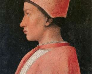 Portrait of Francesco Gonzaga — Андреа Мантенья
