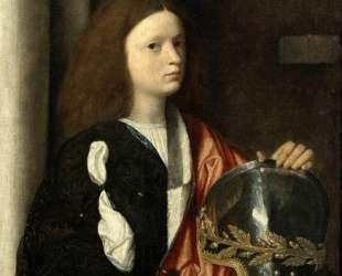 Портрет Франческо Марии делла Ровере — Джорджоне