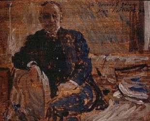 Portrait of Francis Edward James — Филип Уилсон Стэр