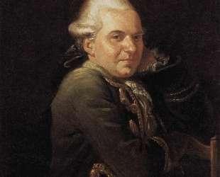 Портрет Франсуа Бюрона — Жак Луи Давид