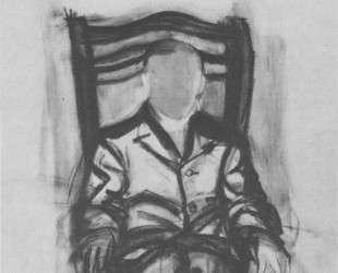 Portrait of Frederick Kiesler — Хедда Штерн