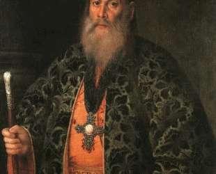 Портрет Ф. Я. Дубянского — Алексей Антропов