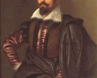 Portrait of Gaspard Schoppins — Питер Пауль Рубенс