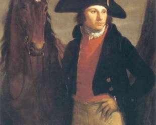 Portrait of Georges Anthony — Пьер Поль Прюдон