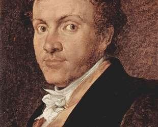 Portrait of Giuseppe Roberti — Франческо Хайес