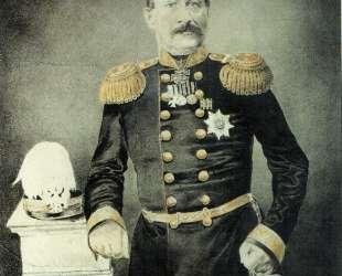 Портрет губернатора Замятнина — Василий Суриков
