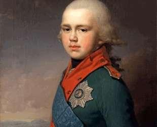 Портрет Великого князя Константина Павловича — Владимир Боровиковский