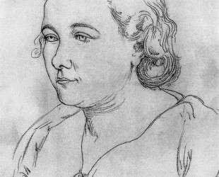 Портрет Грезеллы — Джорджо де Кирико