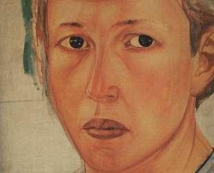 Портрет Н. Грековой (Казачка) — Кузьма Петров-Водкин