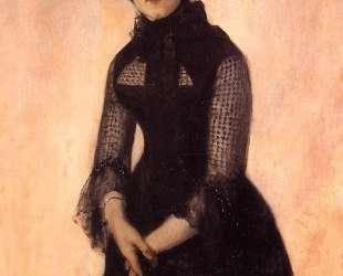 Portrait of Harriet Hubbard Ayer — Уильям Меррит Чейз