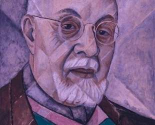 Portrait of Henri Matisse — Маревна