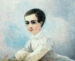 Портрет И. Лазарева — Иван Айвазовский