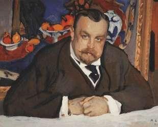 Портрет И. А.Морозова — Валентин Серов