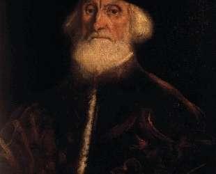 Portrait of Jacopo Soranzo — Тинторетто