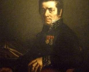 Портрет Жевена (Мэра Шербурга) — Жан-Франсуа Милле
