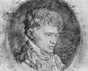Portrait of Javier Goya, the Artist's Son — Франсиско де Гойя