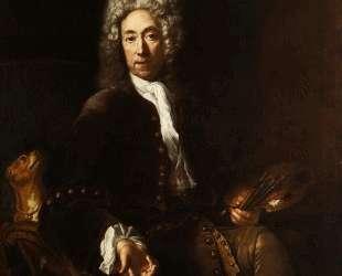 Portrait of Jean Baptiste Gayot Dubuisson — Антуан Пэн