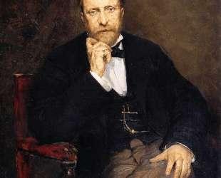 Portrait of Jean Cepeinick — Тео ван Рейссельберге