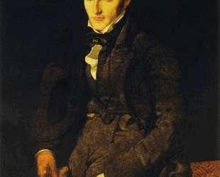 Портрет Жана-Пьера-Франсуа Жилибера — Жан Огюст Доминик Энгр