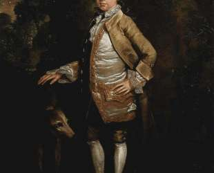 Portrait of John Nelthorpe as a child — Джордж Стаббс