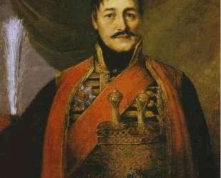 Портрет Карагеоргия — Владимир Боровиковский