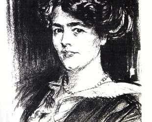 Portrait of Lady Michaelis — Джон Сингер Сарджент