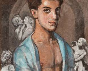 "Portrait of Leonide Massine in ""The Legend of Joseph"" — Сергей Судейкин"