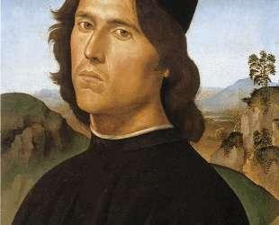 Портрет Лоренцо ди Креди — Пьетро Перуджино