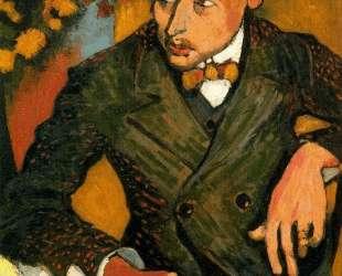 Portrait of Lucien Gilbert — Андре Дерен