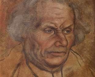 Портрет отца Лютера — Лукас Кранах Старший