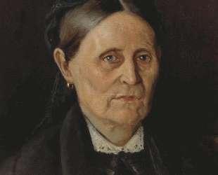 Портрет М. М.Нестеровой, матери художника — Михаил Нестеров