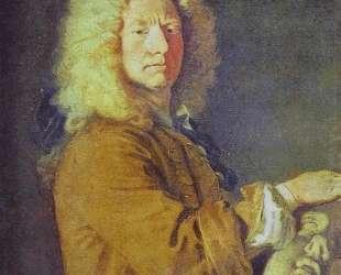 Portrait of M Pater — Антуан Ватто