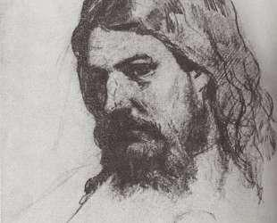 Portrait of M. V. Vasnetsov — Виктор Васнецов