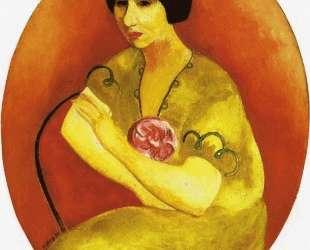 Портрет мадам Анри Сальмон — Моис Кислинг