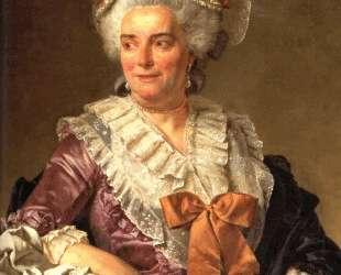 Портрет мадам Шарль-Пьер Пекуль, урожденной Потен, тёщи художника — Жак Луи Давид