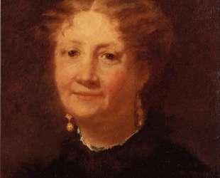 Портрет мадам Кордье — Мэри Кассат